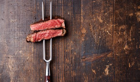 Perfect steak - Every Thursday is Grill Night at the Fox at Aspenden